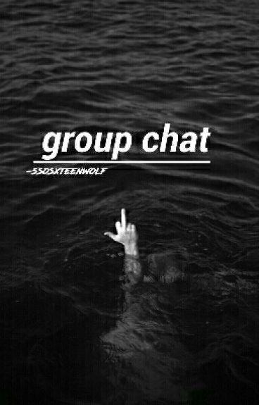 Group Chat (Josh Dun) ✔