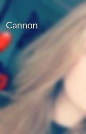 Cannon by ashleesomerhalder