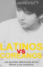 Latinos vs Coreanos  by LianNOrtiz