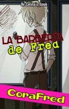 La Barbería de Fred ||CoraFred||  by celinas_book