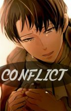 Conflict {Levi X Reader} by iGotJiKook