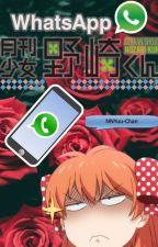 Gekkan Shoujo Nozaki-Kun || WhatsApp || by NNYuu-Chan