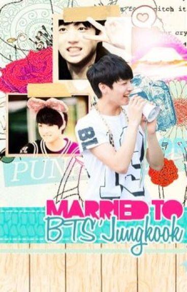 [BANGTAN BOYS] MARRIED TO BTS' JUNG KOOK