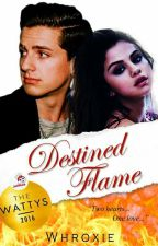Destined Flame by Whroxie