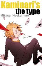 Kaminari's the type by Mikasa_Hackerman