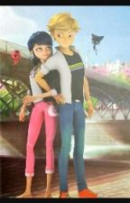 Marinette And Adrien Revealed by WriteMangolicious
