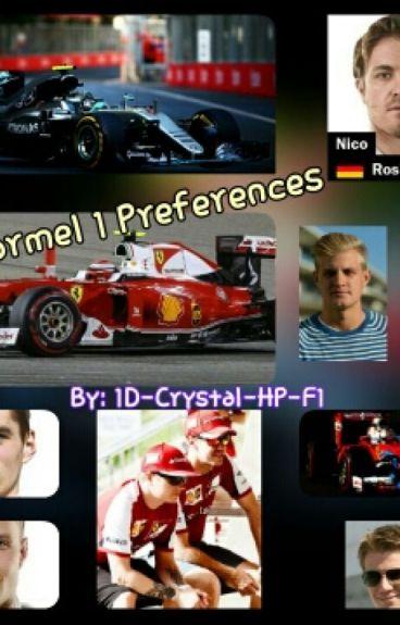 Formel 1 Preferences und Images