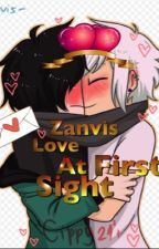 Zanvis-Love At First Sight-Book 1 [COMPLETED] by X_LunaShips_X