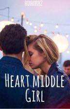 heart middle girl by NotAWallflower