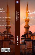 SYAHADAT CINTA DI NEGERI DUA BENUA by RiantiKhumairah