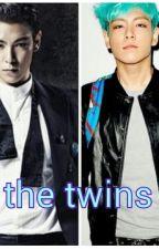 The TWINS -- T.O.P Choi Seung Hyun  by RheaJoyTorrs