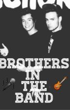 Brothers in the Band by babyharoldd