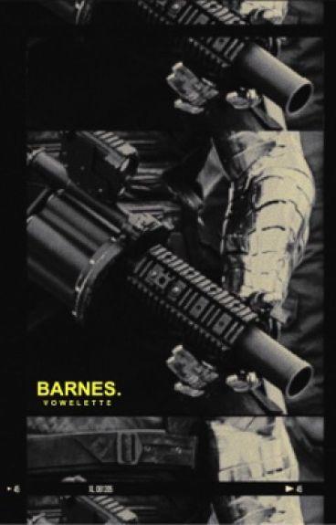 BUCKY BARNES ONESHOTS [1]