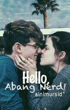 Hello, Abang Nerd! by AiniMursid