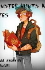 Monster Hunts and Dates (Dipper Pines X Reader) by Firewhisperer13