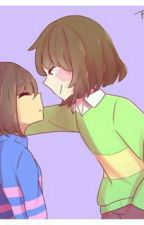 Bound Together (A CharaxFrisk Story) by SapphireofEternaty