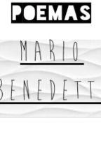 Poemas Mario Benedetti  by nattymonterroso
