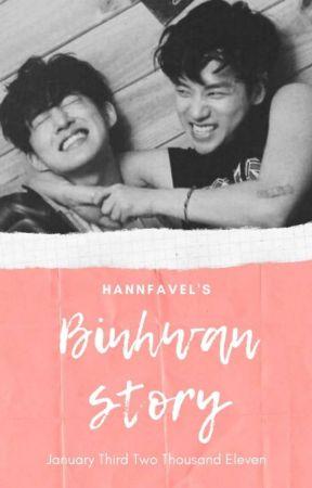 Binhwan STORIES  by hannfavel
