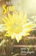 Mr. Sun by delafh3424