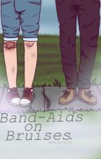 Band-Aids On Bruises by Sharp-eye