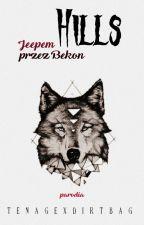 Jeepem przez Bekon Hills ✉ ✔ by tenagexdirtbag
