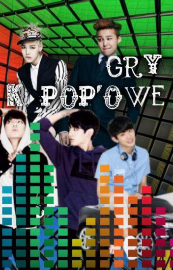 Gry K-pop'owe //BTS, EXO, BIG BANG itd...