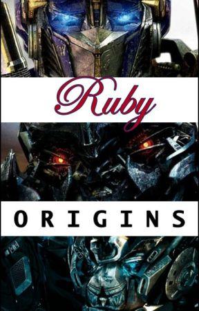 Ruby - Origins - Transformers: Revenge of the Fallen by AimeeElizabeth19