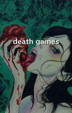 Death games + M.Yoongi by xtaegi