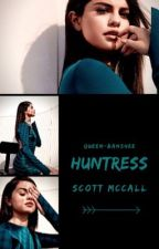 Huntress ➵ Scott McCall 《HIATUS》 by IxiBanshee