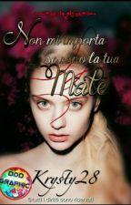 Non mi importa se sono la tua MATE. by Krysty28