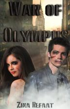 War of Olympus (Survival of Young Demigods Series #4) by ZinaRefaat