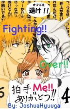 Fighting Over Me (Ulquiorra x Orihime x Ichigo) by JoshuaHyuuga
