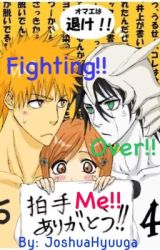 Fighting Over Me (Ulquiorra x Orihime x Ichigo) by JoshuaHyuuga