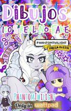 ✎♚Ðibujos©♚✍ by PhantomTwilight