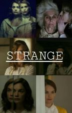 Strange>>JJK Fanfiction by Leti1010