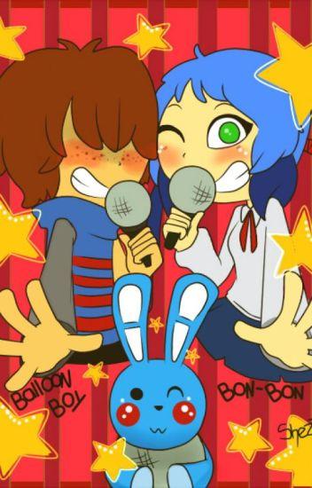 Un Amor Japonés [LoonxBonBon] - #FNAFHS
