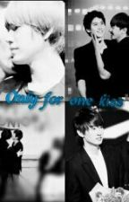 Only For One Kiss [Kyuhyuk]  by Daldoghi
