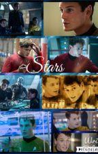Stars | Pavel Chekov by skylarstyles56