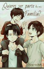 ¿Quiéres Ser Parte De Mi Familia? (Riren, Mpreg) by ShinErenLevi