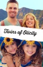 The Twins of  Olicity! ( High School au) by HeroHall