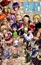 My fairy tail sketchbook by Terrie888