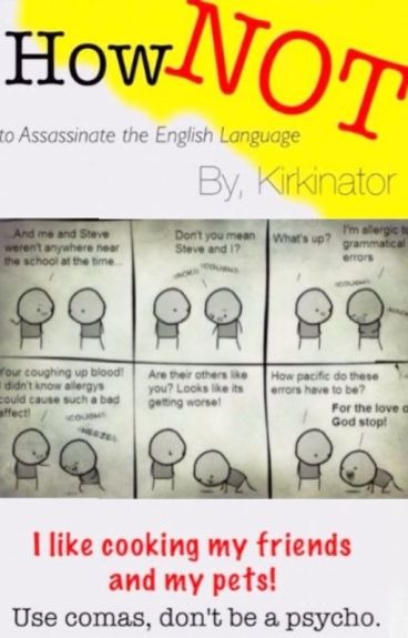 How Not to Assassinate the English Language by Kirkinator