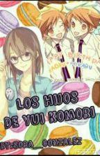 Los Hijos De Yui Komori        Segunda Temporada De (Hooo Dios Yui Es Mamá)      by Sora_Gonzalez