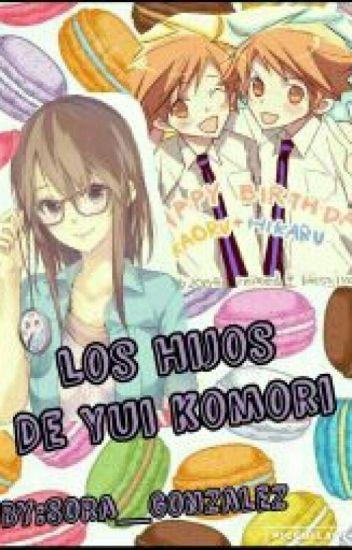 Los Hijos De Yui Komori        Segunda Temporada De (Hooo Dios Yui Es Mamá)