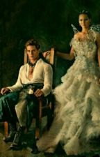 Katniss y Finnick: Sinsajo by LibrosIsMyLife