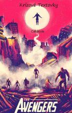 Avengers a krizové textovky by _Calistcola_