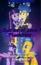 ¿Que es el amor?Twilight y Flash by SaraGomezVerano