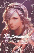 Kleptomaniac | Quicksilver: Peter Maximoff x Reader Fanfiction by Liolynx