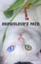 Snowcloud's Path by annakittycat22