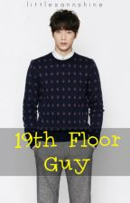 19th Floor Guy (Two Shots) by littlesannshine